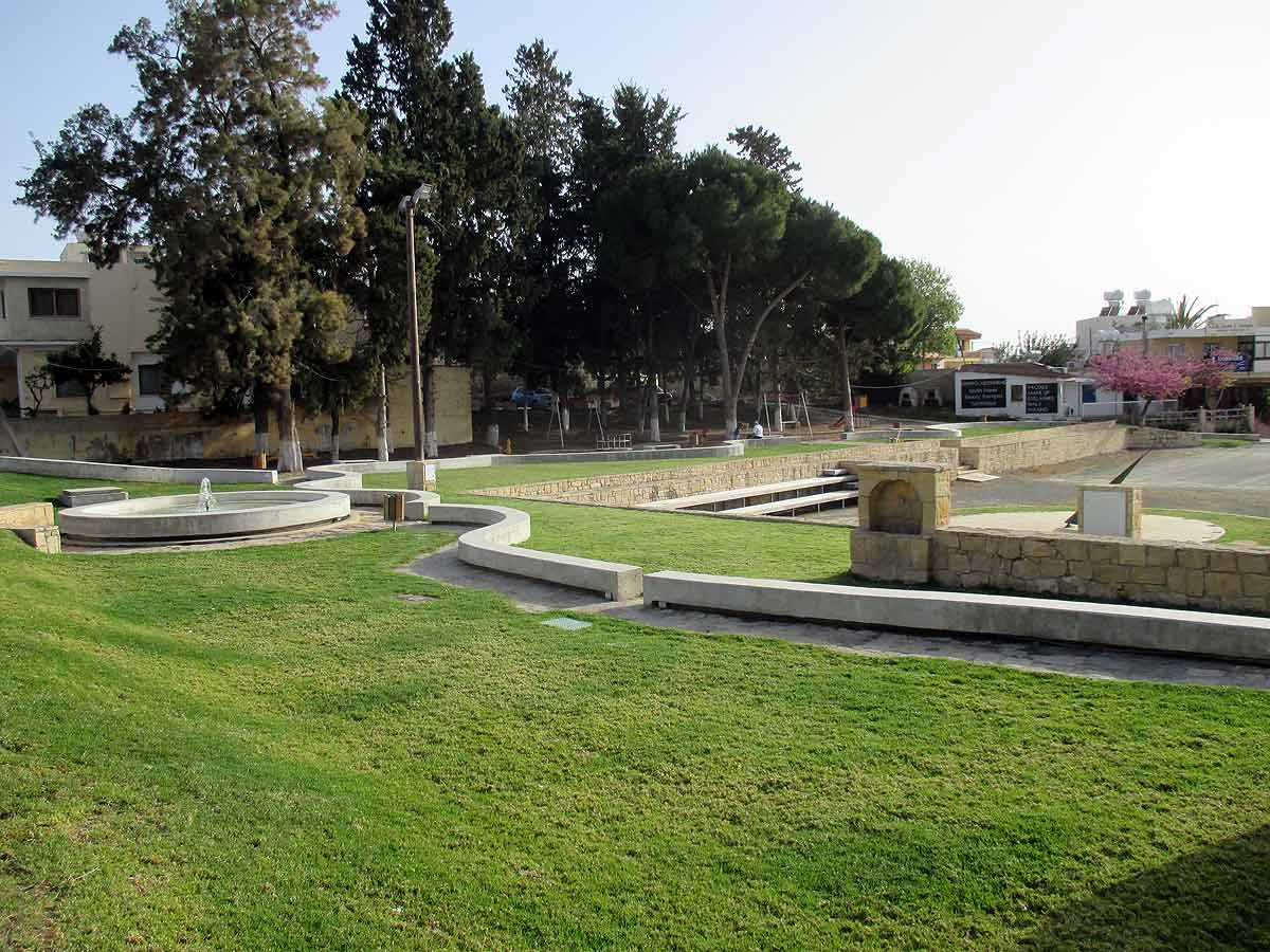 Kissonerga village