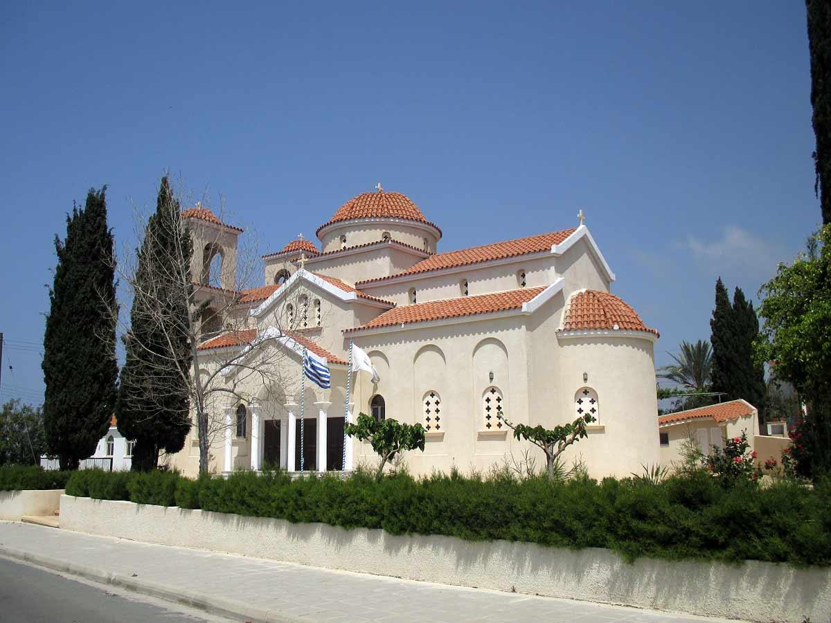 Agios Kononas church