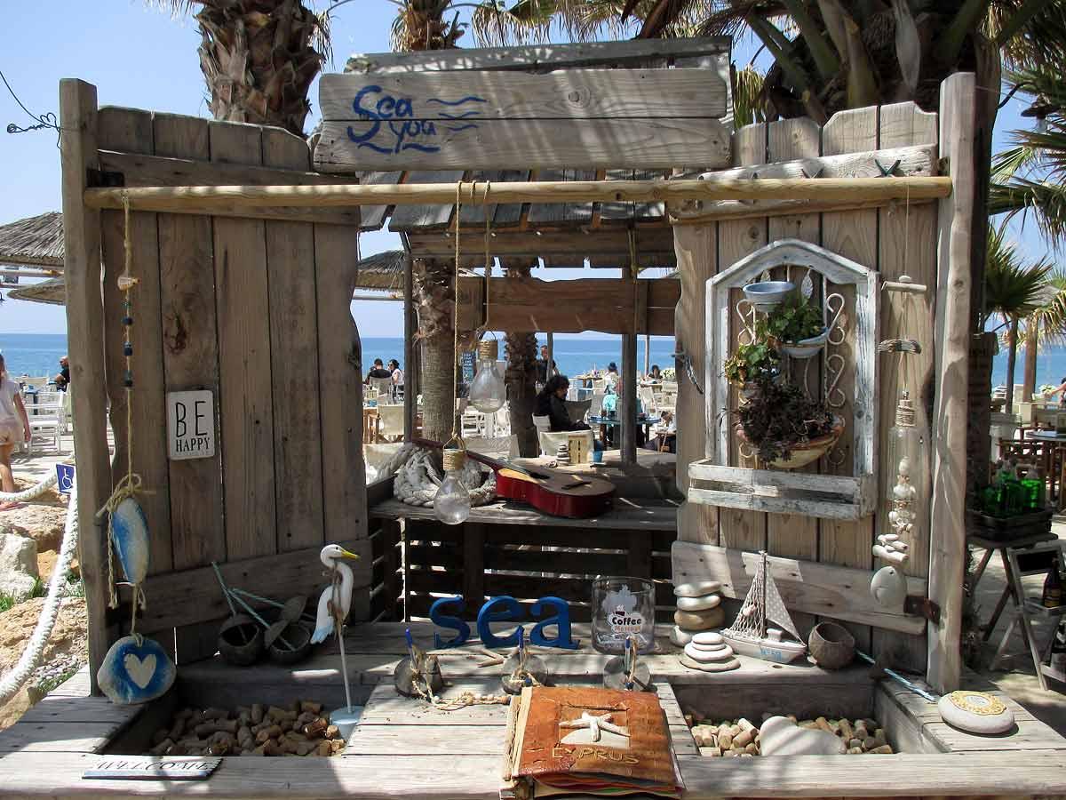 Potima Bay beach - Sea You beach bar