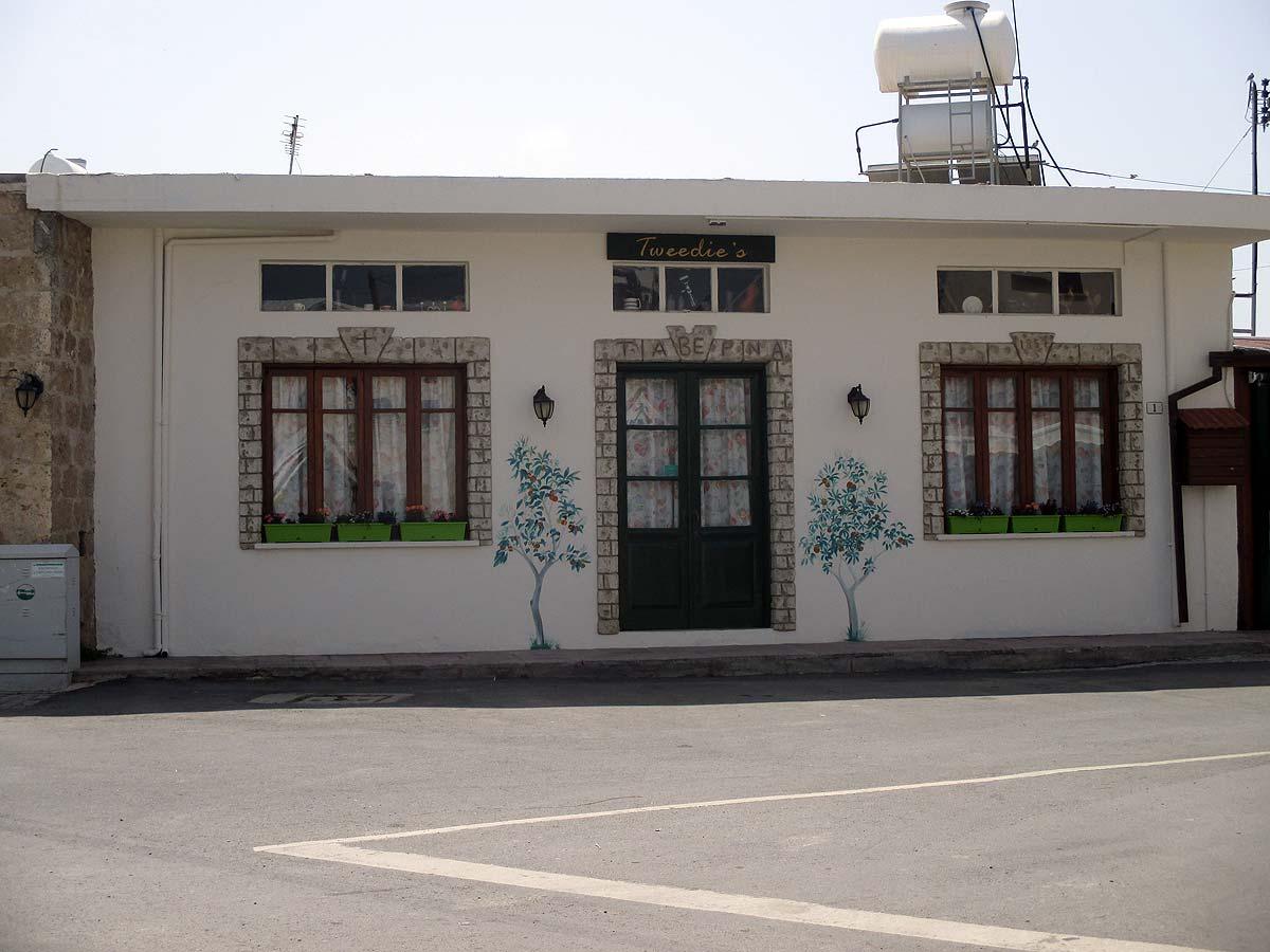 Tweedies restaurant