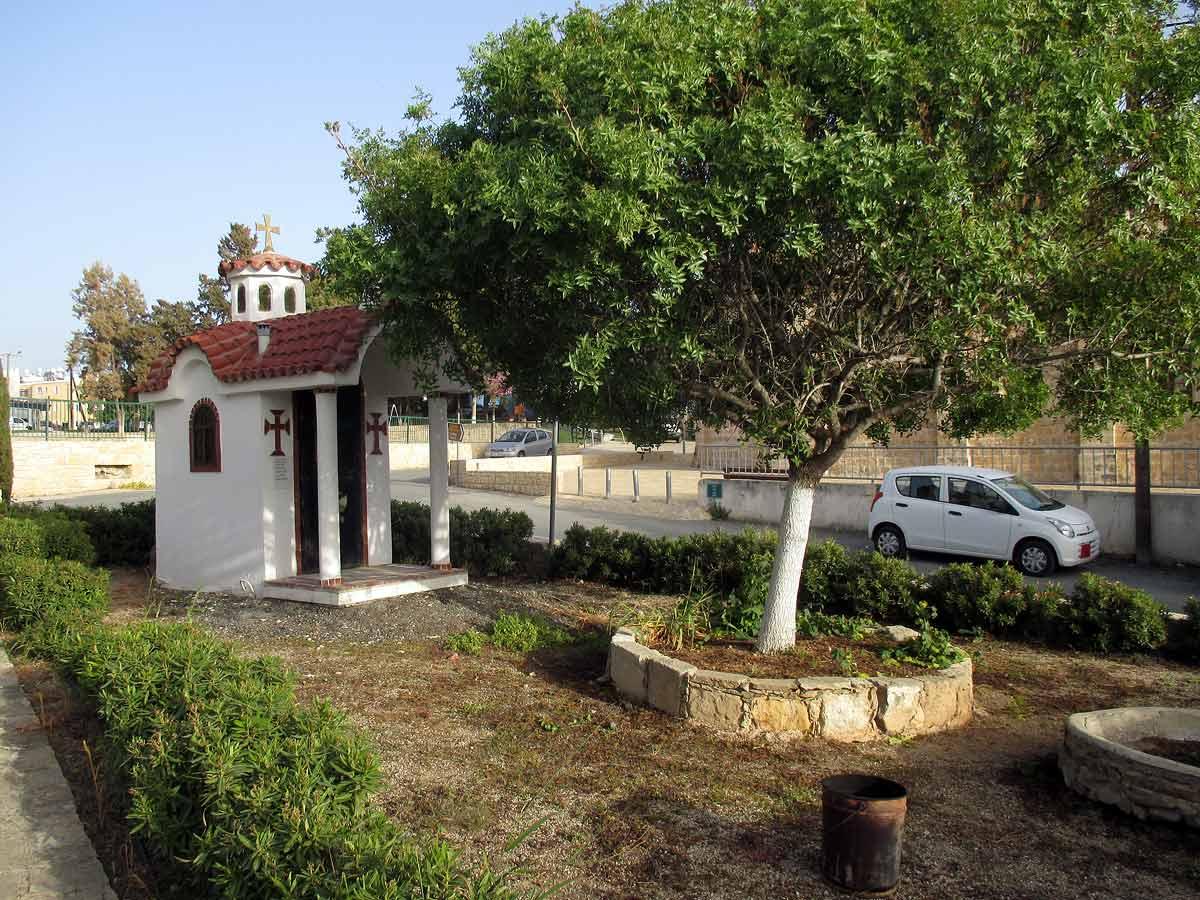 Chapel of Agia (Santa) Zinaida and Agia (Santa) Filonilli