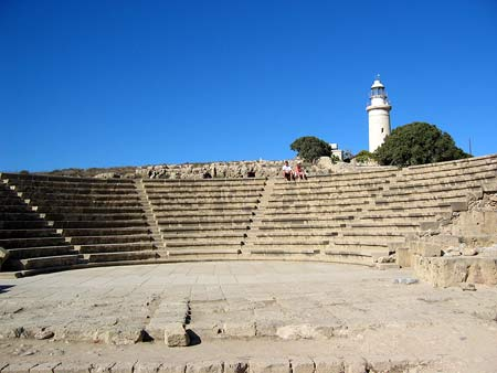 Ancient Odeon Kato Paphos 10100