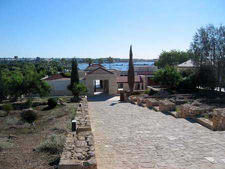 Archaeological Park of Kato Paphos