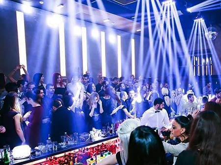Paphos nightlife - Nightclub in Kato Paphos