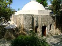 Ottoman baths in Paphos