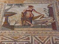 Aphrodite temple Paphos